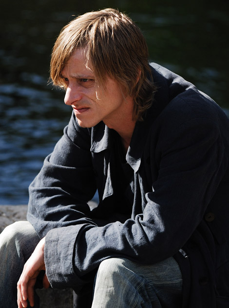 Abrahams Point Costume (Mackenzie Crook)