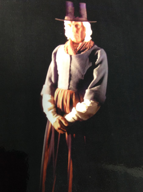 Welsh costume, Rhys Ifans