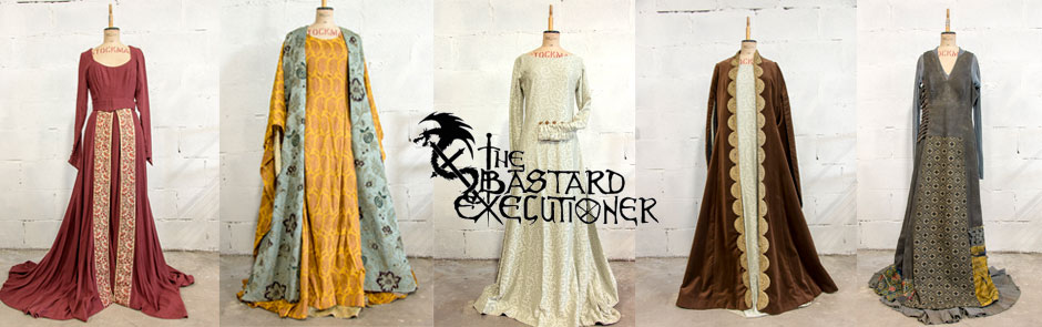 Some of our new stock from the Bastard Executioner US TV Series