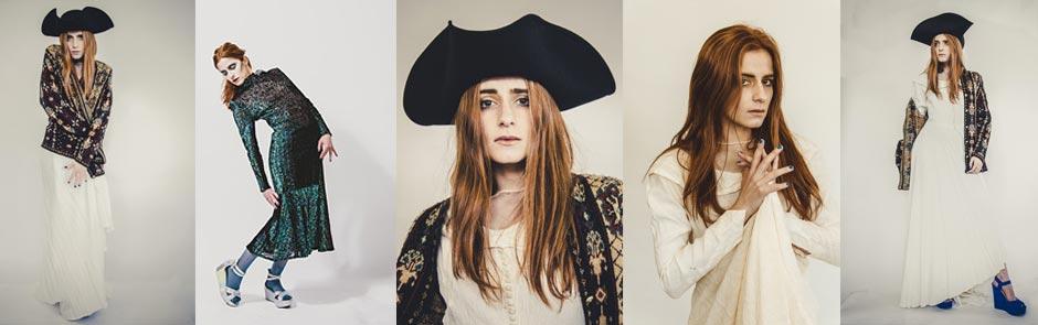 Fashion photoshoot by Rhys Webber