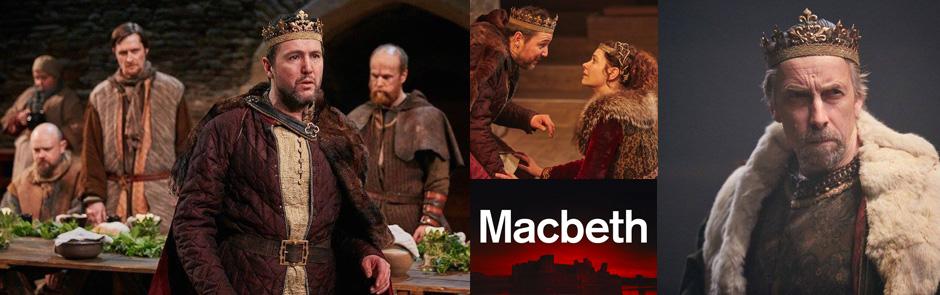 Costumes for Theatr Genedlaethol Cymru's Macbeth