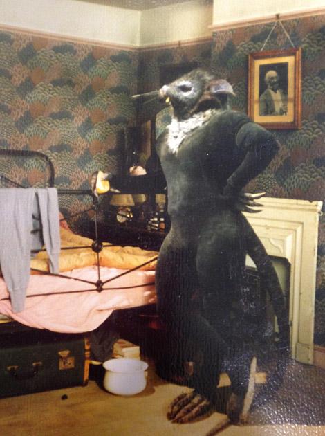 Rat costume