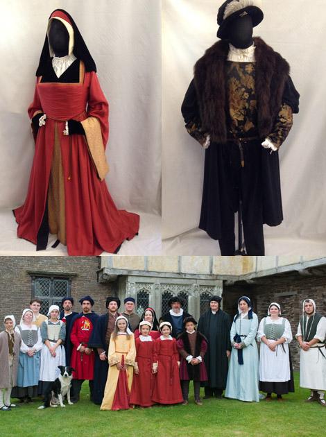 Y Llys Costumes
