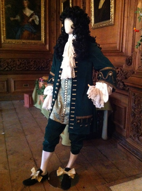 Lord Tredegar costume